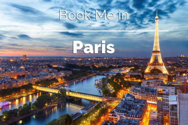 Book me in Paris